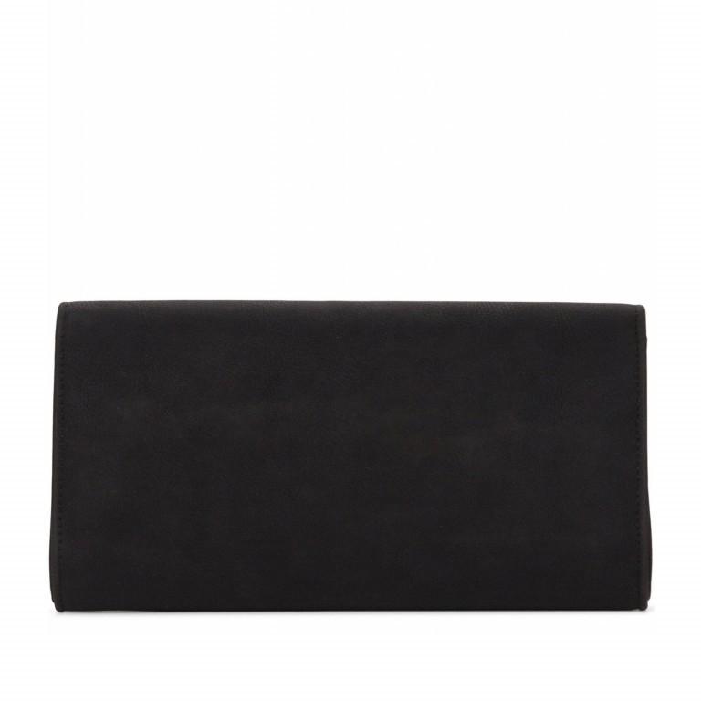 Umhängetasche / Clutch Amalia Black, Farbe: schwarz, Marke: Tamaris, EAN: 4063512000209, Abmessungen in cm: 26.0x13.0x5.0, Bild 3 von 7
