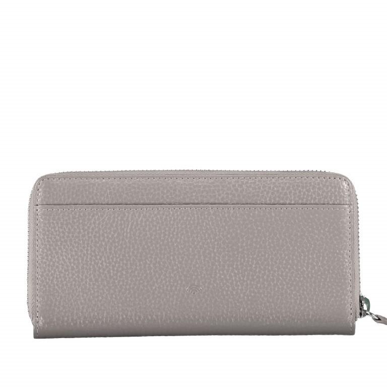 Geldbörse Amra Bradley mit RFID-Funktion Schwarz, Farbe: schwarz, Marke: Hausfelder, EAN: 4251672748431, Abmessungen in cm: 19.0x9.5x2.0, Bild 3 von 5