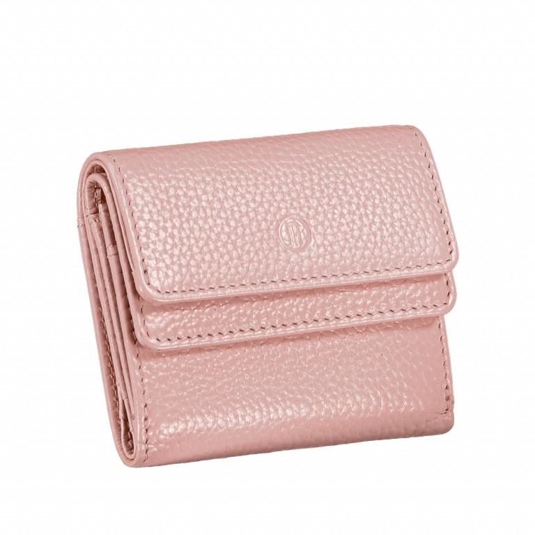 Geldbörse Amra Bradley mit RFID-Schutz Rosa, Farbe: rosa/pink, Marke: Hausfelder, EAN: 4251672748448, Abmessungen in cm: 10.5x8.5x3.0, Bild 2 von 5