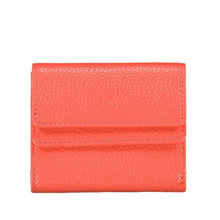 Geldbörse Amra Bradley mit RFID-Schutz Koralle, Farbe: orange, Marke: Hausfelder, EAN: 4251672748455, Abmessungen in cm: 10.5x8.5x3.0, Bild 1 von 5