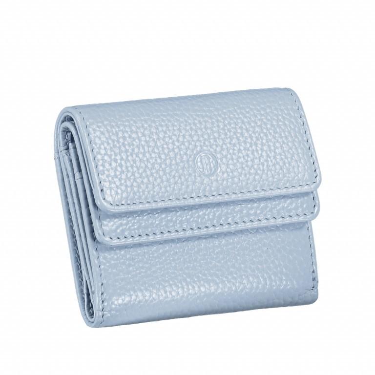 Geldbörse Amra Bradley mit RFID-Schutz Hellblau, Farbe: blau/petrol, Marke: Hausfelder, EAN: 4251672748479, Abmessungen in cm: 10.5x8.5x3.0, Bild 2 von 5