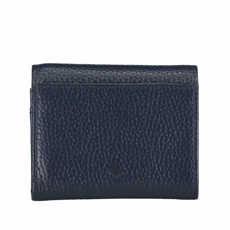 Geldbörse Amra Bradley mit RFID-Schutz Schwarz, Farbe: schwarz, Marke: Hausfelder, EAN: 4251672748493, Abmessungen in cm: 10.5x8.5x3.0, Bild 3 von 5