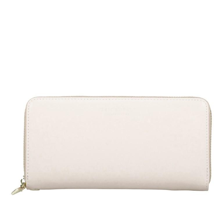 Geldbörse Smilla Nude, Farbe: beige, Marke: Seidenfelt, EAN: 4251634286568, Abmessungen in cm: 19.0x9.5x2.5, Bild 1 von 5