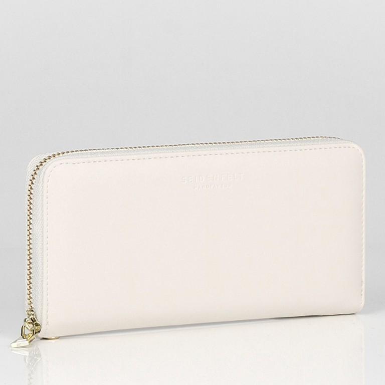 Geldbörse Smilla Nude, Farbe: beige, Marke: Seidenfelt, EAN: 4251634286568, Abmessungen in cm: 19.0x9.5x2.5, Bild 2 von 5