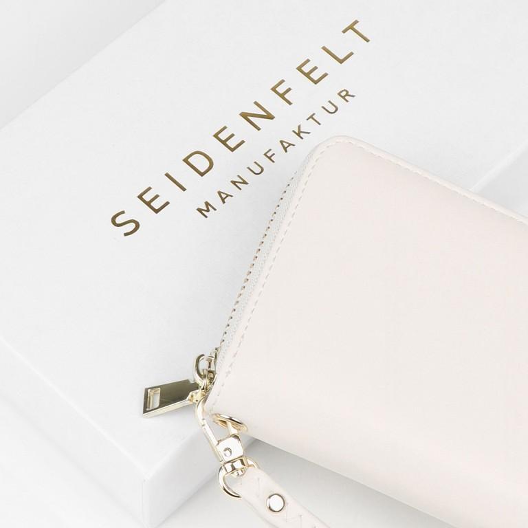 Geldbörse Smilla Nude, Farbe: beige, Marke: Seidenfelt, EAN: 4251634286568, Abmessungen in cm: 19.0x9.5x2.5, Bild 5 von 5