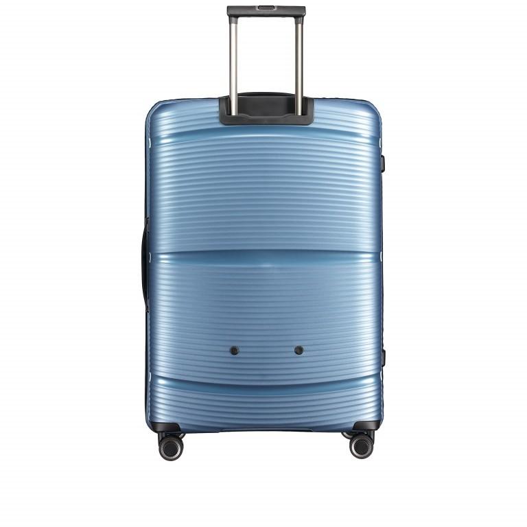 Koffer PP11 75 cm Grey Metallic, Farbe: grau, Marke: Franky, EAN: 4251672738838, Abmessungen in cm: 52.0x75.0x31.0, Bild 5 von 8