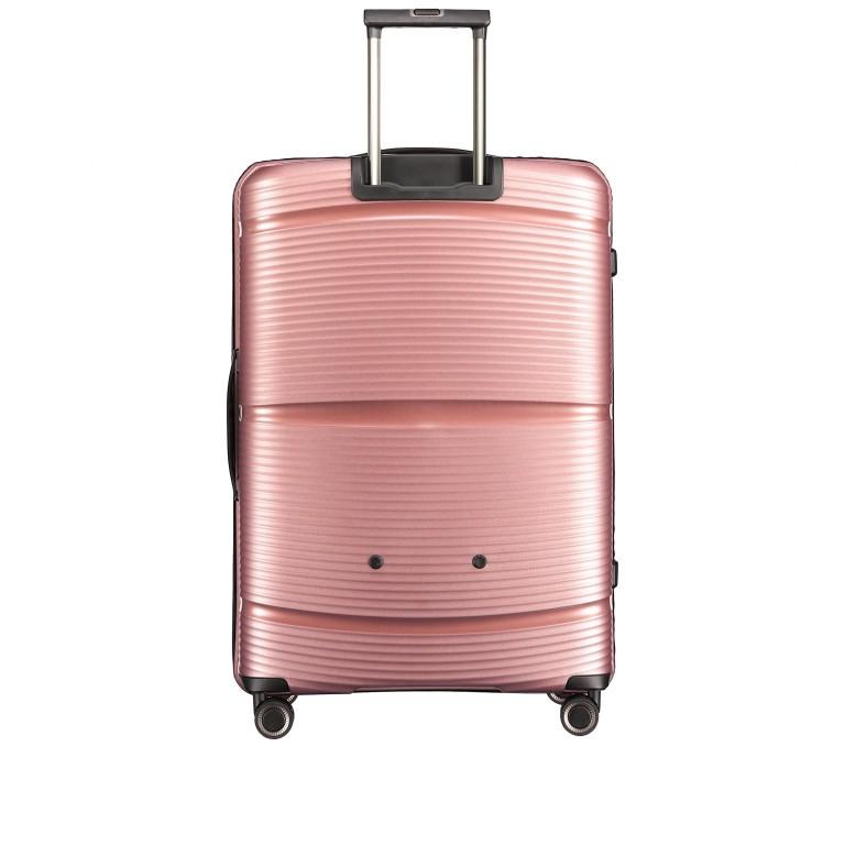Koffer PP11 75 cm Rose Gold, Farbe: rosa/pink, Marke: Franky, EAN: 4251672747663, Abmessungen in cm: 52.0x75.0x31.0, Bild 5 von 8