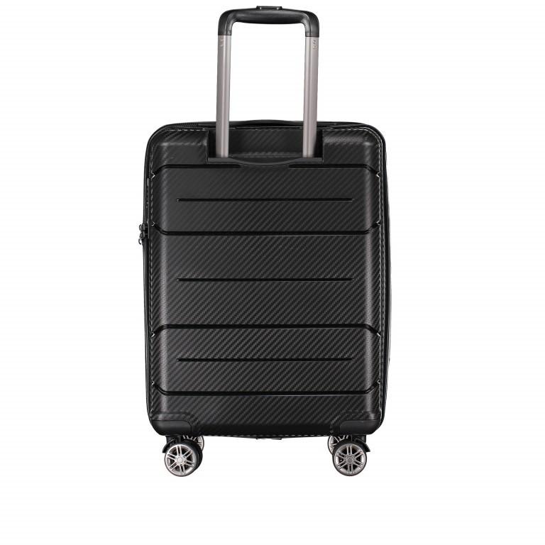 Koffer PP19 55 cm Sky Blue, Farbe: blau/petrol, Marke: Franky, EAN: 4251672746369, Abmessungen in cm: 37.0x55.0x20.0, Bild 5 von 9