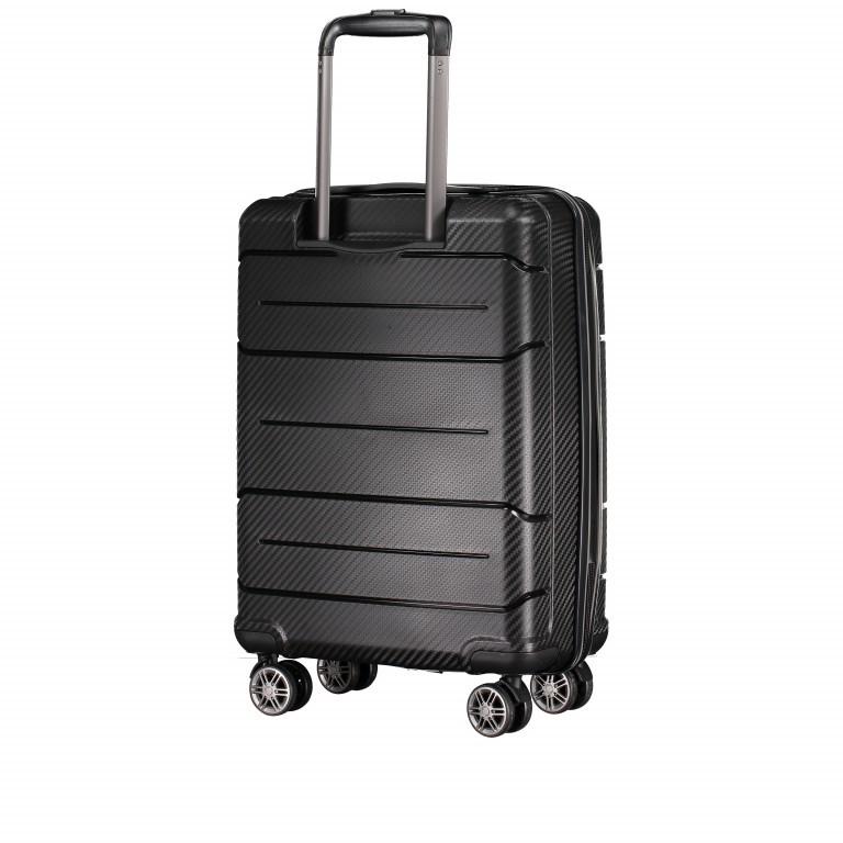 Koffer PP19 55 cm Sky Blue, Farbe: blau/petrol, Marke: Franky, EAN: 4251672746369, Abmessungen in cm: 37.0x55.0x20.0, Bild 6 von 9