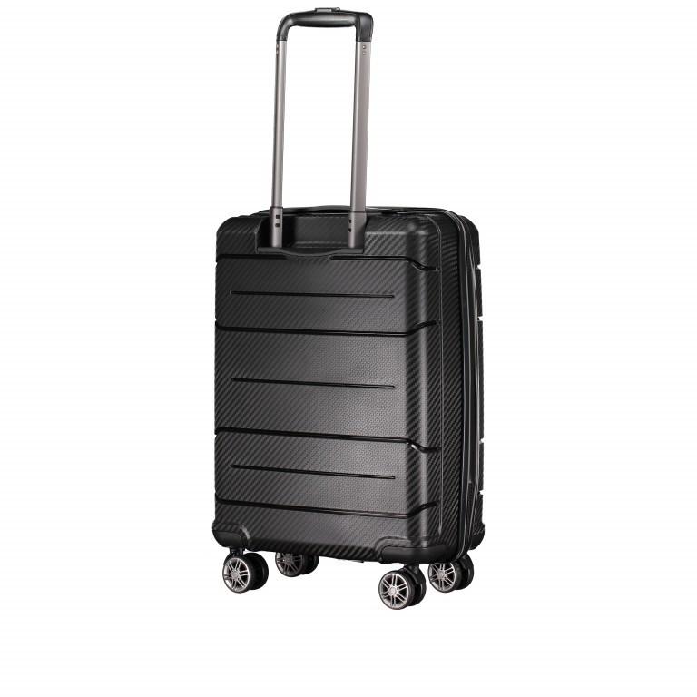 Koffer PP19 55 cm Sky Blue, Farbe: blau/petrol, Marke: Franky, EAN: 4251672746369, Abmessungen in cm: 37.0x55.0x20.0, Bild 7 von 9