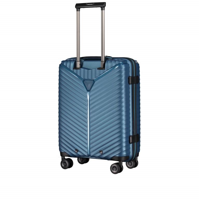Koffer PP13 55 cm Green Metallic, Farbe: blau/petrol, Marke: Franky, EAN: 4251672746147, Abmessungen in cm: 39.0x55.0x21.0, Bild 7 von 10