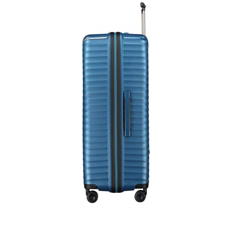 Koffer PP13 76 cm Green Metallic, Farbe: blau/petrol, Marke: Franky, EAN: 4251672746161, Abmessungen in cm: 51.0x76.0x31.0, Bild 3 von 9