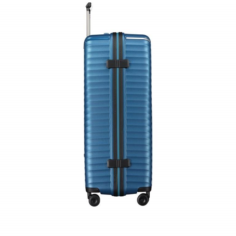 Koffer PP13 76 cm Green Metallic, Farbe: blau/petrol, Marke: Franky, EAN: 4251672746161, Abmessungen in cm: 51.0x76.0x31.0, Bild 4 von 9