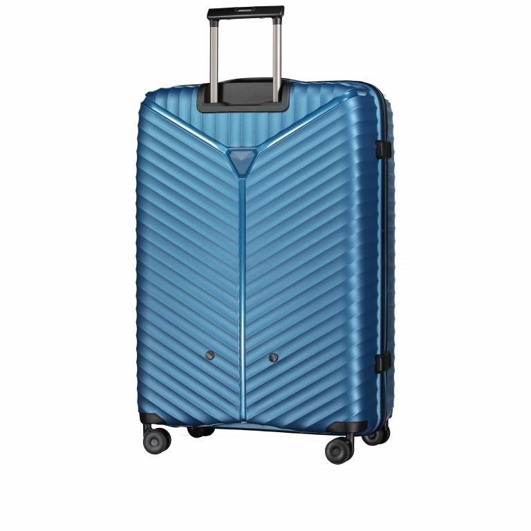 Koffer PP13 76 cm Green Metallic, Farbe: blau/petrol, Marke: Franky, EAN: 4251672746161, Abmessungen in cm: 51.0x76.0x31.0, Bild 6 von 9