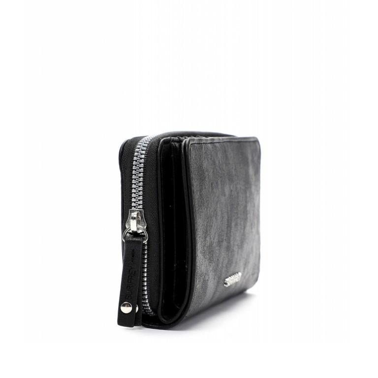 Geldbörse Luzy 12649 Black, Farbe: schwarz, Marke: Suri Frey, EAN: 4056185129735, Abmessungen in cm: 11.0x9.0x2.0, Bild 2 von 5