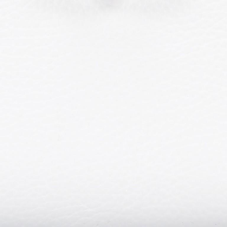 Umhängetasche Weiß, Farbe: weiß, Marke: Hausfelder, EAN: 4065646002241, Abmessungen in cm: 15.5x15.0x9.0, Bild 8 von 8