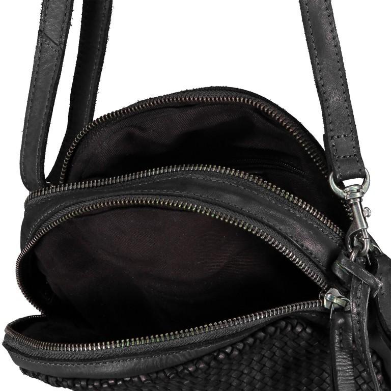 Umhängetasche Soft-Weaving Elisabeth B3.9794 Dark Ash, Farbe: anthrazit, Marke: Harbour 2nd, EAN: 4046478044401, Bild 6 von 6