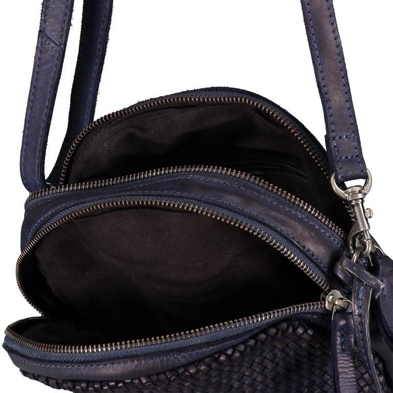 Umhängetasche Soft-Weaving Elisabeth B3.9794 Midnight Navy, Farbe: blau/petrol, Marke: Harbour 2nd, EAN: 4046478045651, Bild 6 von 6