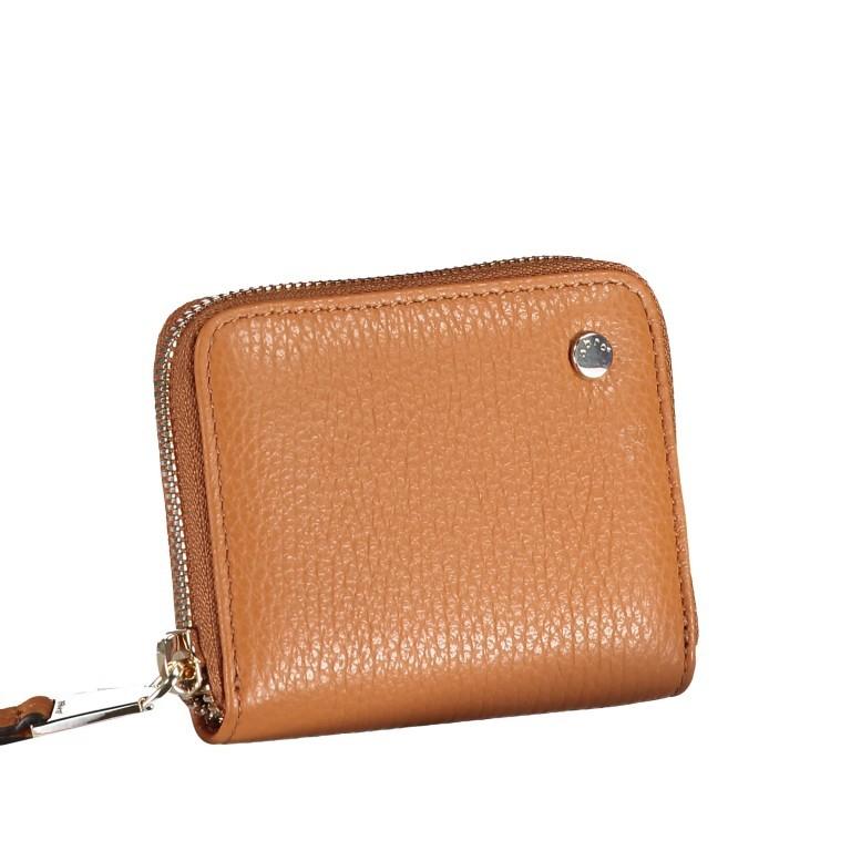Geldbörse Adria Cognac, Farbe: cognac, Marke: Abro, EAN: 4061724461498, Abmessungen in cm: 8.0x11.0x1.0, Bild 2 von 3