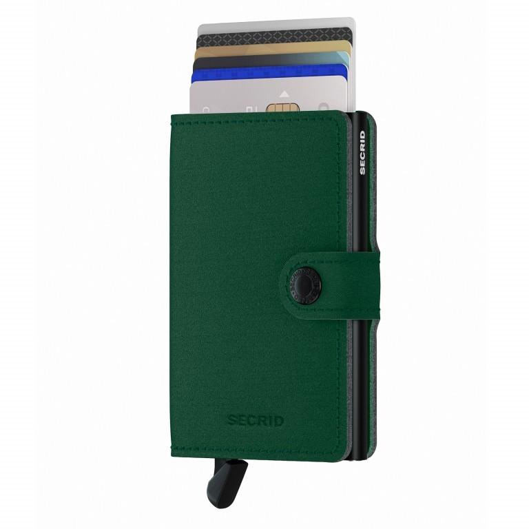 Geldbörse Miniwallet Yard vegan Green, Farbe: grün/oliv, Marke: Secrid, EAN: 8718215287902, Abmessungen in cm: 6.5x10.2x2.1, Bild 5 von 5