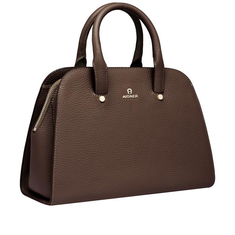 Handtasche Ivy 135-390 Java Brown, Farbe: braun, Marke: AIGNER, EAN: 4055539330681, Abmessungen in cm: 29.0x21.0x12.5, Bild 2 von 7