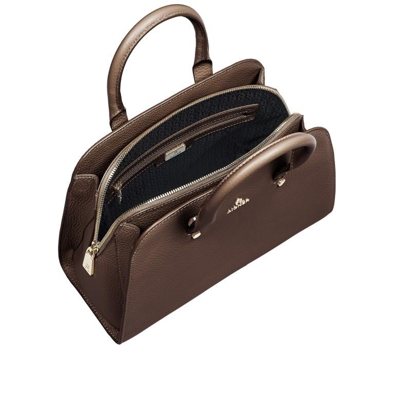 Handtasche Ivy 135-390 Java Brown, Farbe: braun, Marke: AIGNER, EAN: 4055539330681, Abmessungen in cm: 29.0x21.0x12.5, Bild 7 von 7