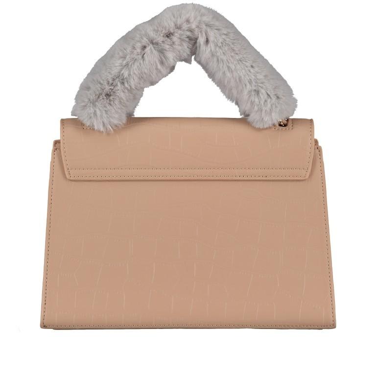 Handtasche Olivia Sand Croco Matt, Farbe: beige, Marke: Inyati, EAN: 4251289849644, Abmessungen in cm: 28.0x20.0x7.5, Bild 3 von 10