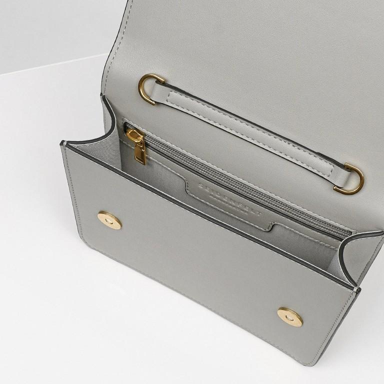 Umhängetasche Levanger Powder Taupe Gold, Farbe: taupe/khaki, Marke: Seidenfelt, EAN: 4251634293245, Abmessungen in cm: 20.0x15.0x5.5, Bild 6 von 6