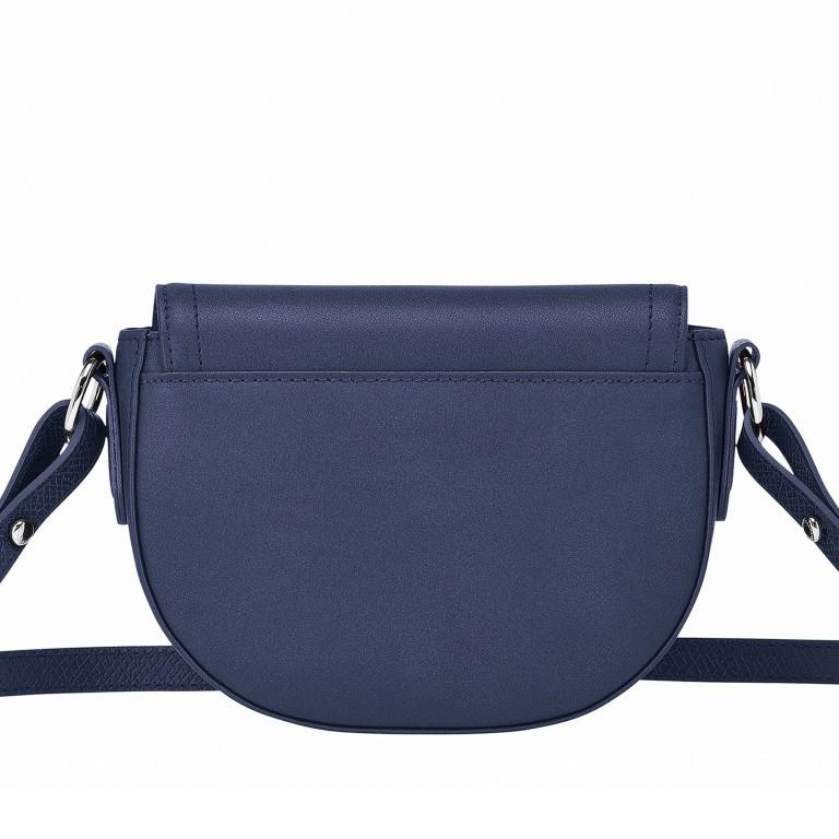 Umhängetasche Cavalcade Umhängetasche XS Dunkelblau, Farbe: blau/petrol, Marke: Longchamp, EAN: 3597921932482, Abmessungen in cm: 18.0x14.0x5.0, Bild 3 von 3