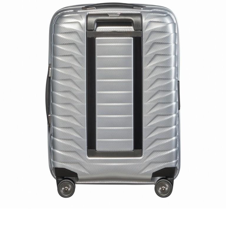 Koffer Proxis Spinner 55 Silver, Farbe: metallic, Marke: Samsonite, EAN: 5400520004314, Abmessungen in cm: 40.0x55.0x20.0, Bild 5 von 17