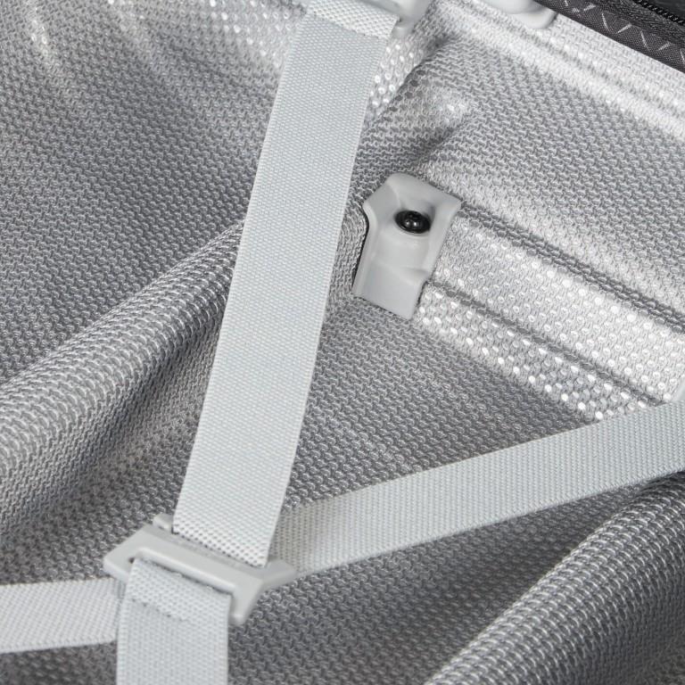 Koffer Proxis Spinner 55 Silver, Farbe: metallic, Marke: Samsonite, EAN: 5400520004314, Abmessungen in cm: 40.0x55.0x20.0, Bild 13 von 17