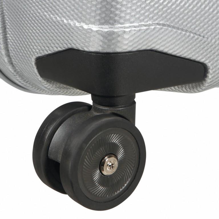Koffer Proxis Spinner 55 Silver, Farbe: metallic, Marke: Samsonite, EAN: 5400520004314, Abmessungen in cm: 40.0x55.0x20.0, Bild 17 von 17