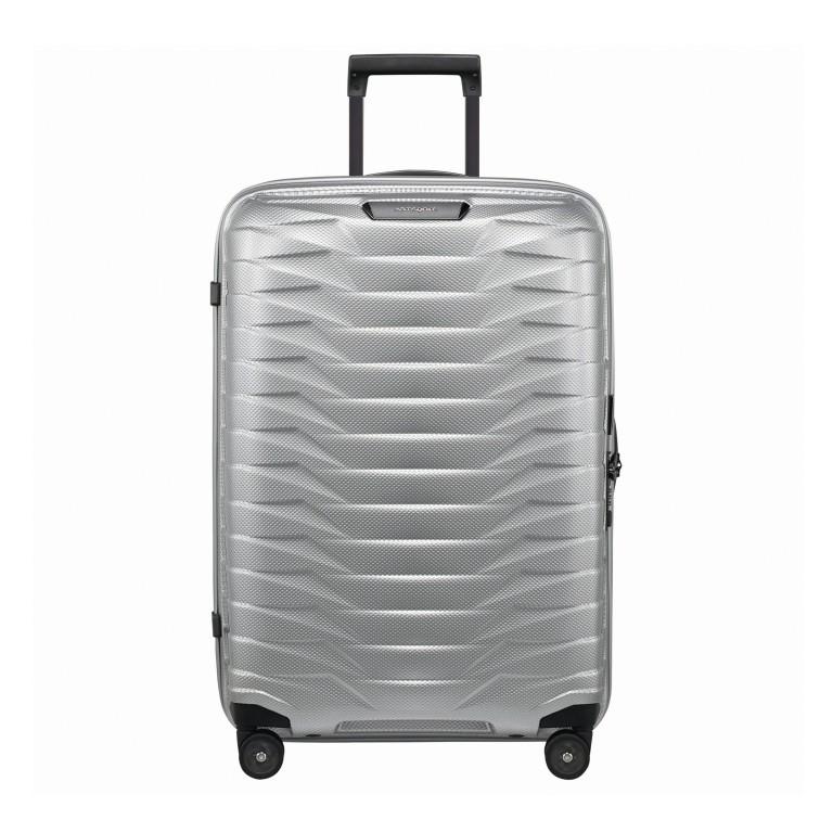 Koffer Proxis Spinner 69 Silver, Farbe: metallic, Marke: Samsonite, EAN: 5400520004468, Abmessungen in cm: 48.0x69.0x29.0, Bild 1 von 14
