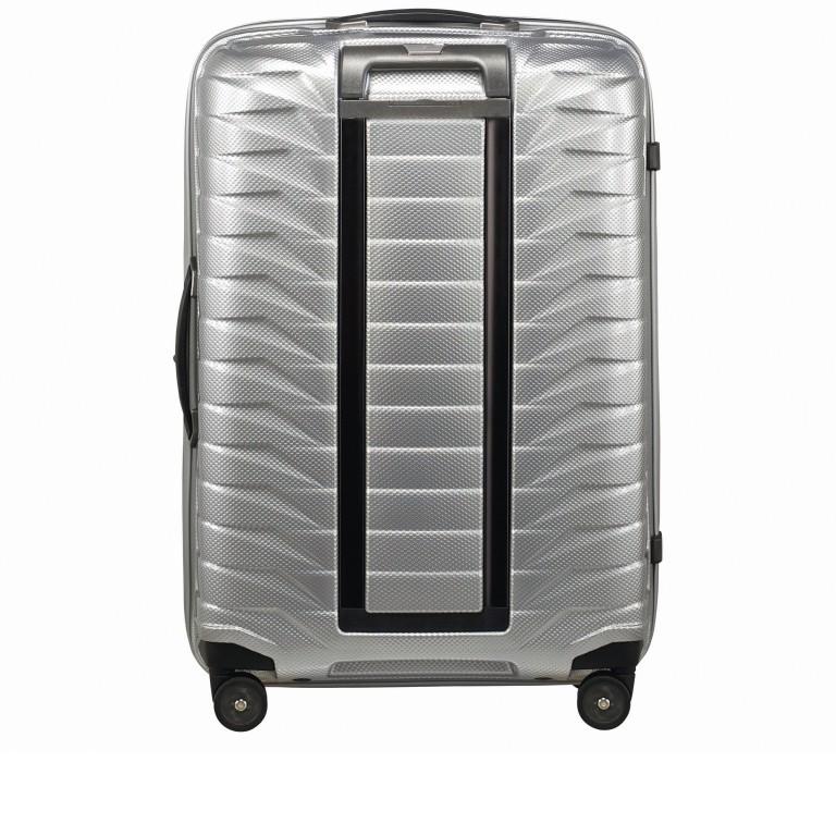Koffer Proxis Spinner 69 Silver, Farbe: metallic, Marke: Samsonite, EAN: 5400520004468, Abmessungen in cm: 48.0x69.0x29.0, Bild 5 von 14