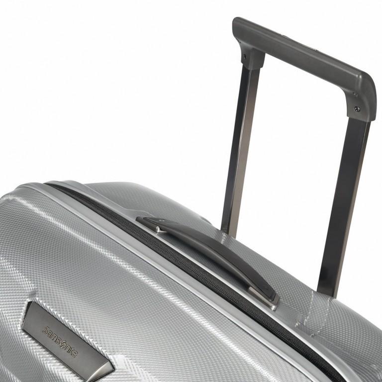 Koffer Proxis Spinner 69 Silver, Farbe: metallic, Marke: Samsonite, EAN: 5400520004468, Abmessungen in cm: 48.0x69.0x29.0, Bild 8 von 14