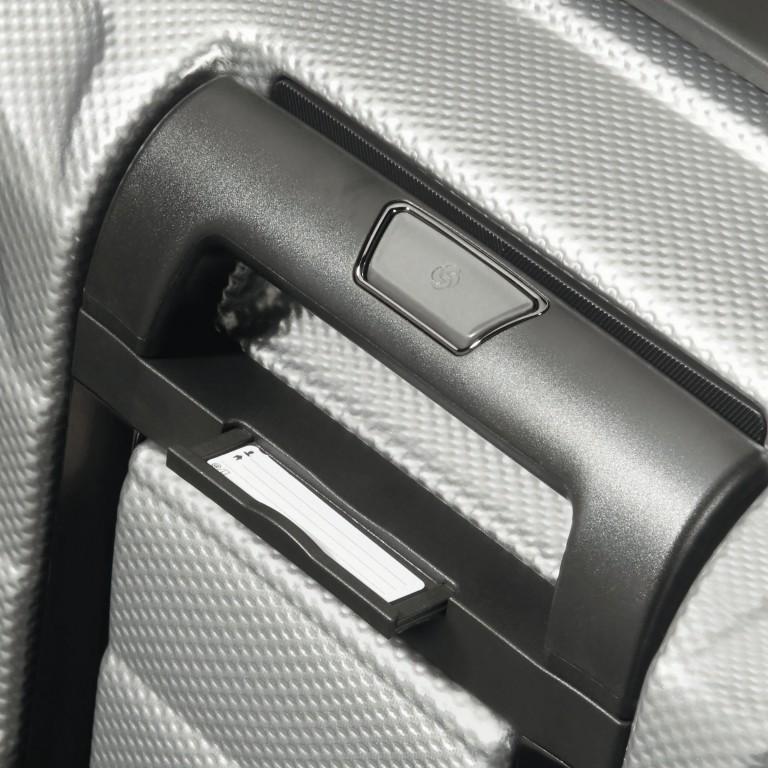 Koffer Proxis Spinner 69 Silver, Farbe: metallic, Marke: Samsonite, EAN: 5400520004468, Abmessungen in cm: 48.0x69.0x29.0, Bild 9 von 14