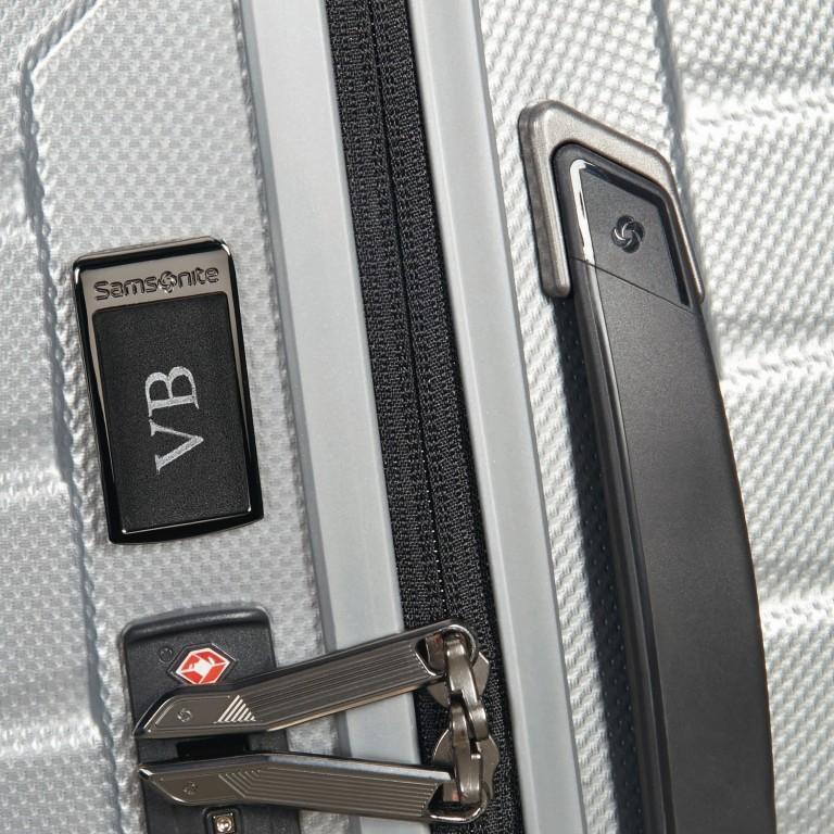 Koffer Proxis Spinner 69 Silver, Farbe: metallic, Marke: Samsonite, EAN: 5400520004468, Abmessungen in cm: 48.0x69.0x29.0, Bild 13 von 14