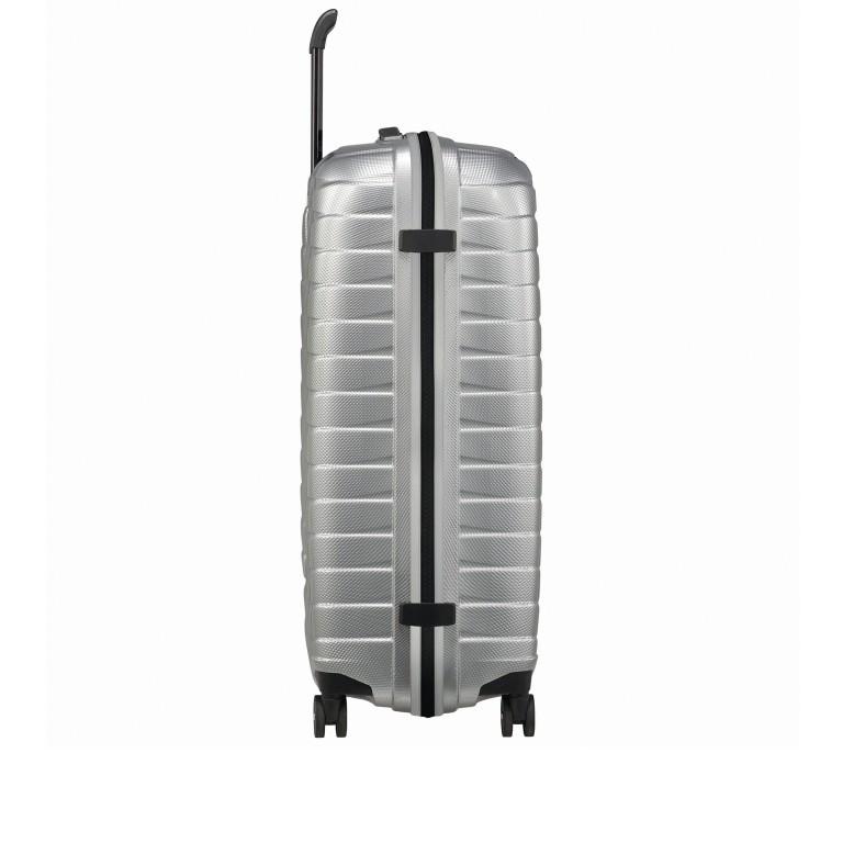 Koffer Proxis Spinner 75 Silver, Farbe: metallic, Marke: Samsonite, EAN: 5400520004512, Abmessungen in cm: 51.0x75.0x31, Bild 3 von 14