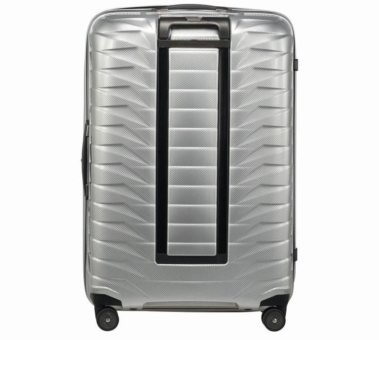 Koffer Proxis Spinner 75 Silver, Farbe: metallic, Marke: Samsonite, EAN: 5400520004512, Abmessungen in cm: 51.0x75.0x31, Bild 5 von 14