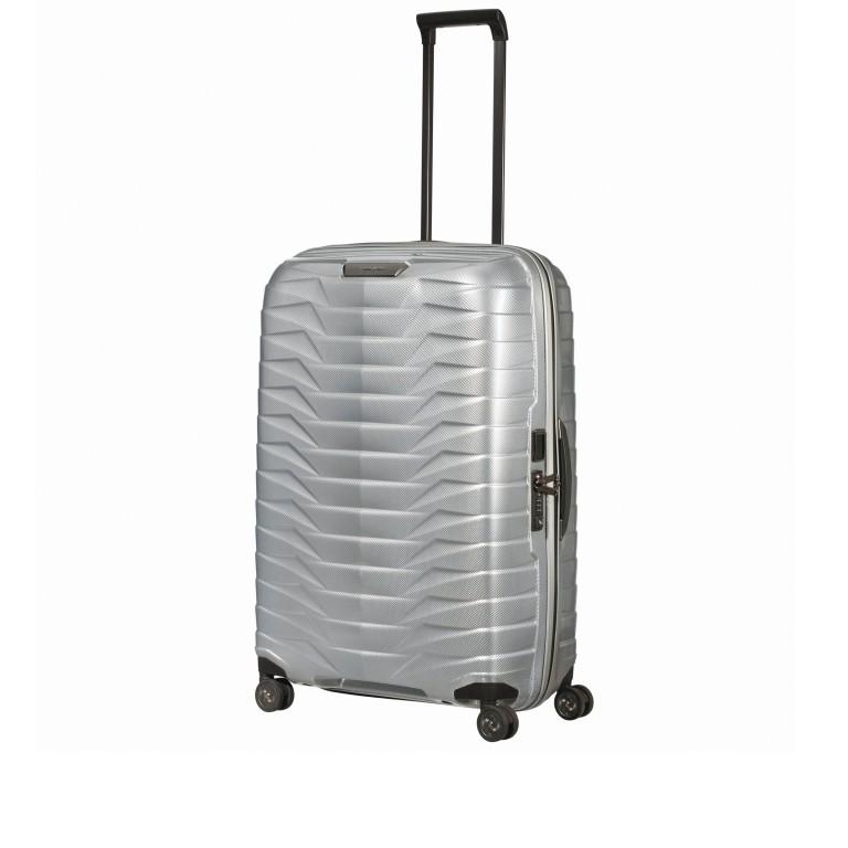 Koffer Proxis Spinner 75 Silver, Farbe: metallic, Marke: Samsonite, EAN: 5400520004512, Abmessungen in cm: 51.0x75.0x31, Bild 7 von 14