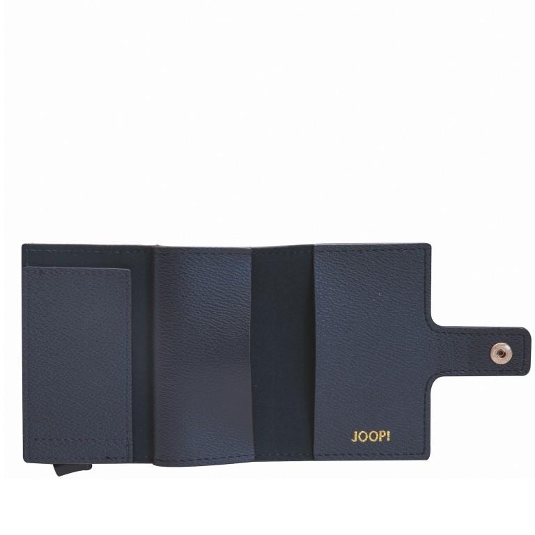 Geldbörse Cortina E-Cage C-Two Night Blue, Farbe: blau/petrol, Marke: Joop!, EAN: 4053533846504, Abmessungen in cm: 6.5x10.0x1.5, Bild 5 von 6