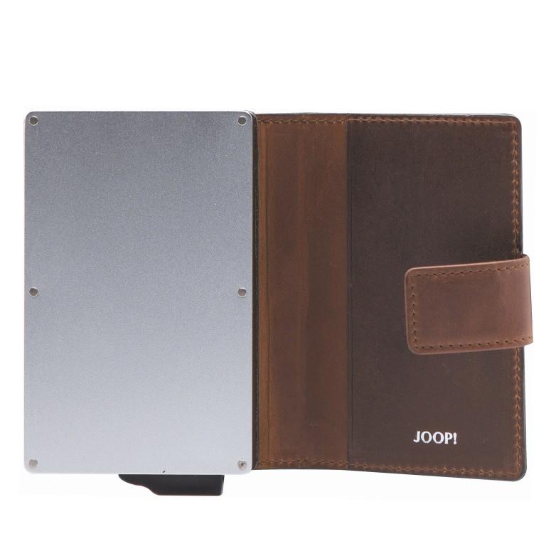 Geldbörse E-Cage C-Two Dark Brown, Farbe: braun, Marke: Joop!, EAN: 4053533846887, Abmessungen in cm: 7.0x10.0x1.8, Bild 2 von 3