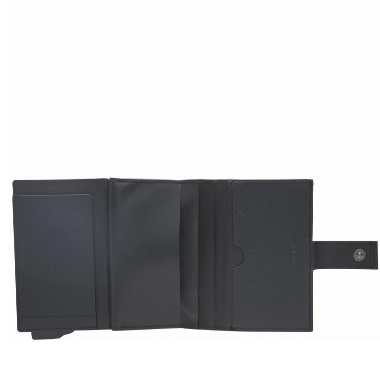 Geldbörse E-Cage C-Three Black, Farbe: schwarz, Marke: Joop!, EAN: 4053533846603, Abmessungen in cm: 7.0x10.5x2.5, Bild 4 von 4