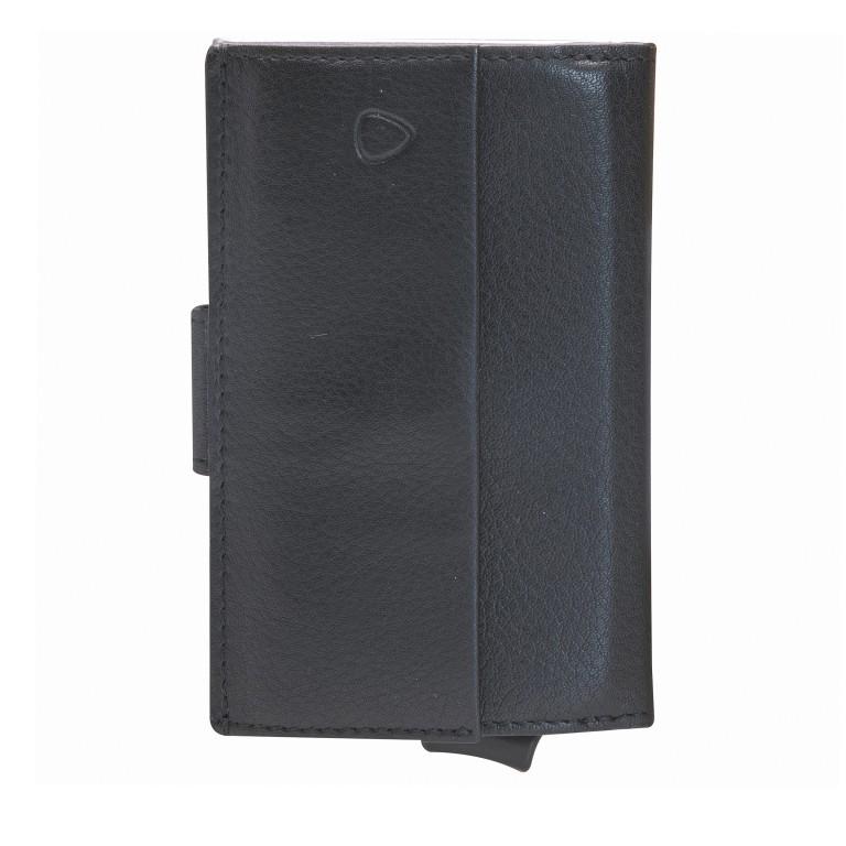 Geldbörse E-Cage C-THREE Black, Farbe: schwarz, Marke: Strellson, EAN: 4053533846399, Abmessungen in cm: 6.5x10.0x2.5, Bild 2 von 4