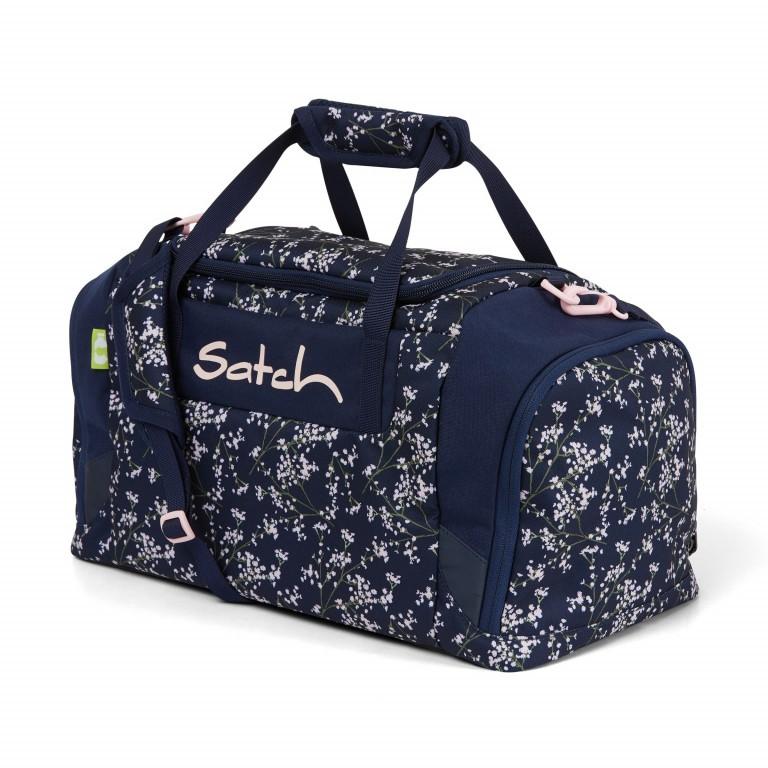 Sporttasche Bloomy Breeze, Farbe: blau/petrol, Marke: Satch, EAN: 4057081072507, Abmessungen in cm: 45.0x25.0x25.0, Bild 1 von 6