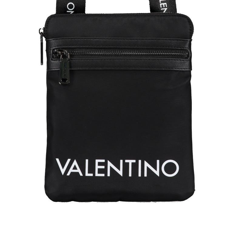 Umhängetasche Kylo Nero, Farbe: schwarz, Marke: Valentino Bags, EAN: 8058043141909, Abmessungen in cm: 19.5x24.5x2.0, Bild 1 von 4