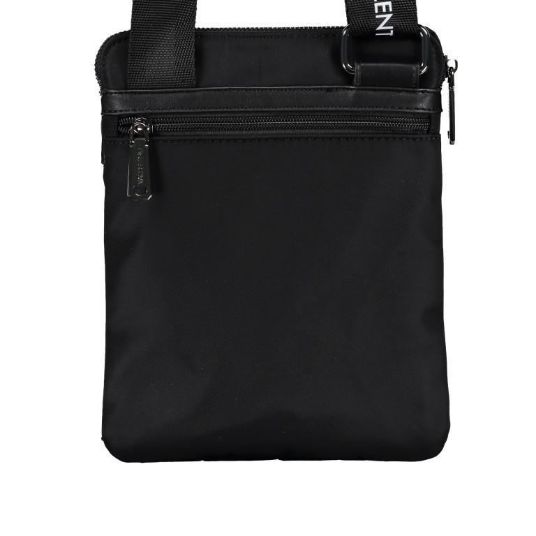 Umhängetasche Kylo Nero, Farbe: schwarz, Marke: Valentino Bags, EAN: 8058043141909, Abmessungen in cm: 19.5x24.5x2.0, Bild 2 von 4