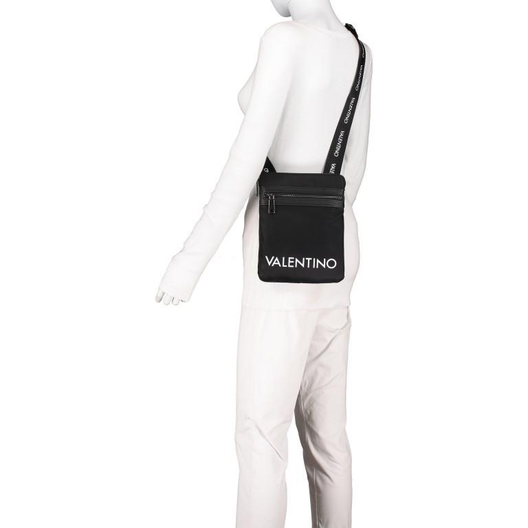 Umhängetasche Kylo Nero, Farbe: schwarz, Marke: Valentino Bags, EAN: 8058043141909, Abmessungen in cm: 19.5x24.5x2.0, Bild 4 von 4