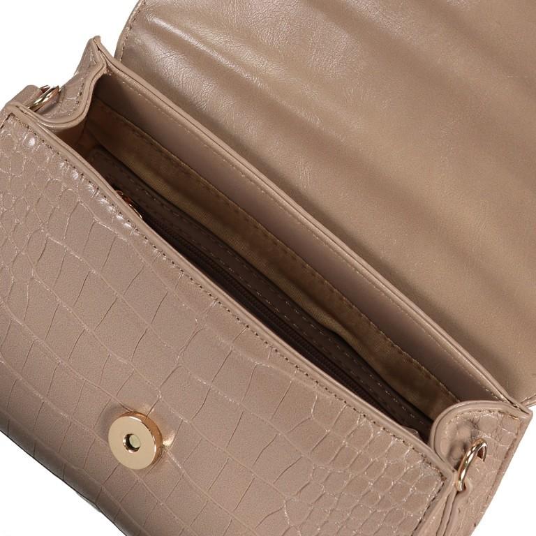 Umhängetasche / Gürteltasche Grote Beige, Farbe: beige, Marke: Valentino Bags, EAN: 8058043227306, Abmessungen in cm: 19.0x13.5x6.0, Bild 7 von 9