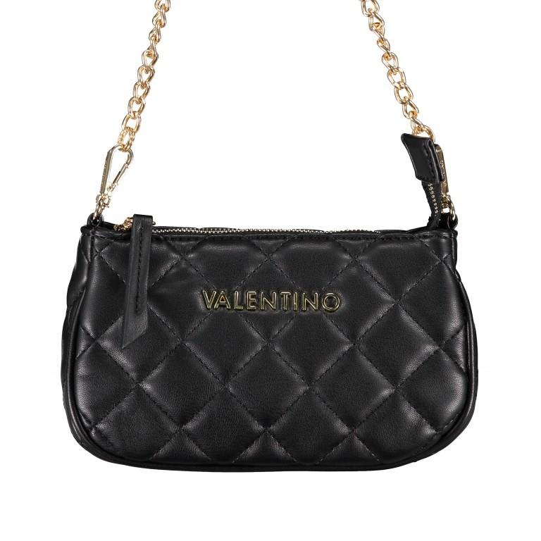 Umhängetasche Ocarina Nero, Farbe: schwarz, Marke: Valentino Bags, EAN: 8058043177045, Abmessungen in cm: 24.5x14.5x5.0, Bild 11 von 14